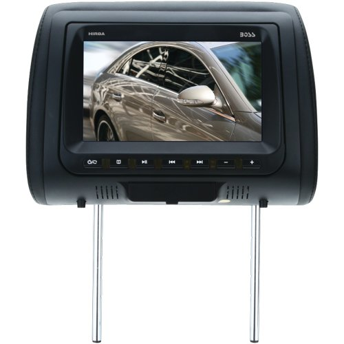 Boss Audio HIR8A 8-Inch Universal Headrest with Video Monitor