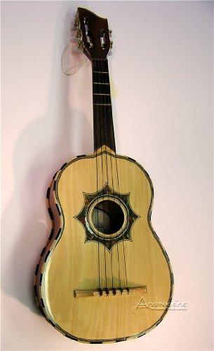 best buy barraza vihuela guitar on sale guitars. Black Bedroom Furniture Sets. Home Design Ideas