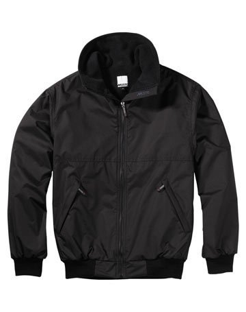 Musto Mens Snug Blouson Style Jacket, Large-Carbon/Black
