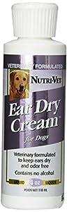 Nutri-Vet Ear Dry Cream, 4 ounces