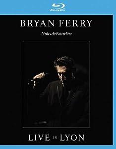 Bryan Ferry - Live in Lyon  (+ CD) [Blu-ray]