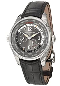 Girard-Perregaux Worldtimer WW.TC Financial Men's Watch 49850-11-252DBA6A by Girard-Perregaux