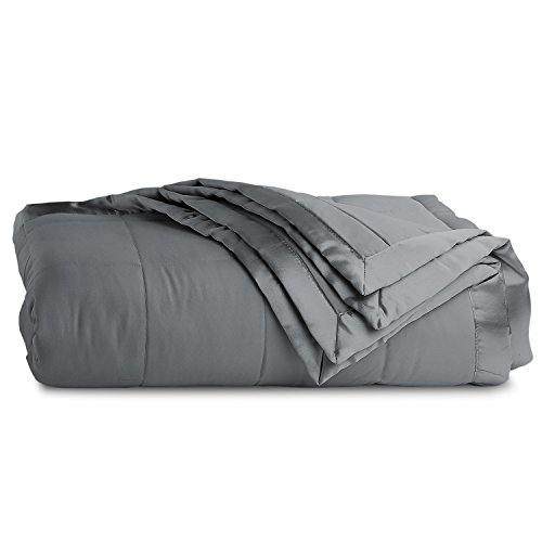 Luxor Linens - Down Alternate Comforter - Arosa Line - Hypoallergenic, Hotel Collection, Baffle Box Construction, Double Needle Stitching - Available in Various Colors & Sizes (Alternative Down Comfortor compare prices)