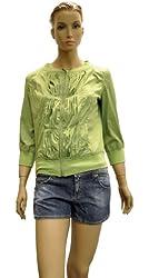 Miss Sixty Women's Polyester Jacket