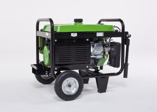 Lifan Lifan Energy Storm ES4000E 4000 Watt Lifan 7 HP OHV 211cc 4-Stroke Gas Powered Portable Generator with Electric Start and Wheel Kit with Never-Flat Foam Filled Tires