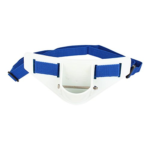 Professional Offshore Sea Fishing Fighting Game Jigging Gimbal Waist Belt Harness Pad Fish Rod Pole Holder Belt (Fishing Shoulder Harness compare prices)