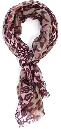 FRAAS Women's Scarf -  Pink - Rosa (Palerose 430) - One size
