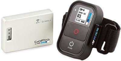 GoPro  Wi-Fi  BacPac+ Wi-Fiリモートコンボキット 並行輸入品