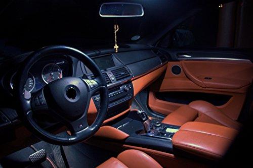 LED Innenraumset in Xenon Weiß passend für Mercedes-Benz E-Klasse W211 Limousine Baujahr 2002 bis 2007