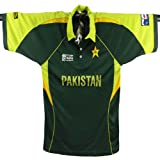PAKISTAN ICC 2007 WORLD CUP CRICKET SHIRT Size L/XL
