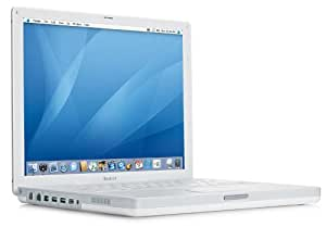 Apple iBook G4 14,1 Zoll Notebook (1,42 GHz, 512 MB RAM, 60 GB HDD, DVD+-RW)