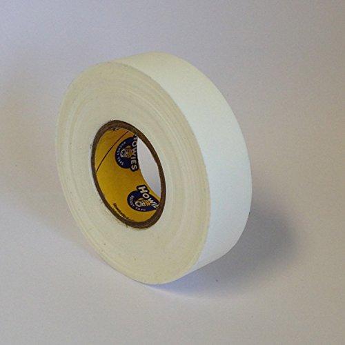 1-rouleau-Howies-blanc-chaussette-Shin-Pad-ruban-de-24-mm-x-30-m-Street-Rollers-en-ligne-de-Hockey-sur-glace
