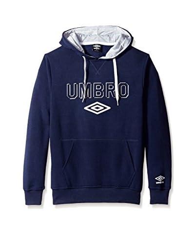 Umbro Men's Logo Fleece Hoodie