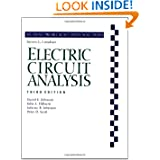 Electric Circuit Analysis, Student Problem Set with Solutions