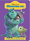 Monsters, Inc. (Read-Aloud Board Book)