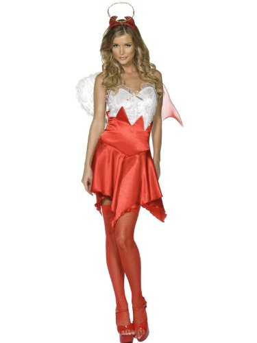 Fever Naughty But Nice, Reversible Devil and Angel Costume