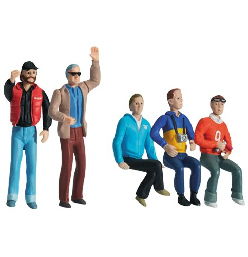 Carrera - Voitures - Set de figurines, 5 pcs.