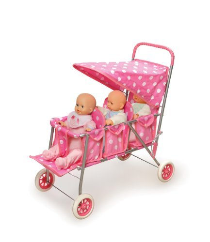 Badger Basket Doll Stroller