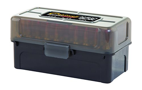 New Caldwell Mag Charger Ammo Box for 223/204 (5-Pack), Small, Black