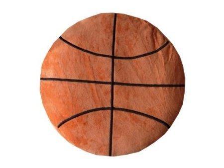 Basketball Plush Pillow front-911968