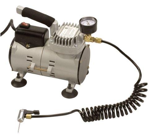 Champion Sports Ultra Quiet Air Compressor Inflator