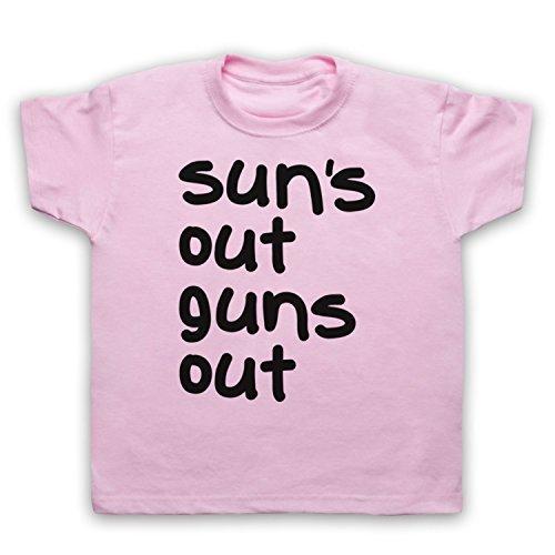 My Icon Art & Clothing -  T-shirt - Maniche corte  - ragazzo rosa 13 anni