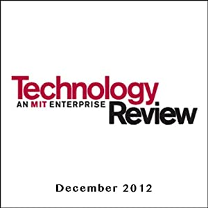 Audible Technology Review, December 2012 | [Technology Review]