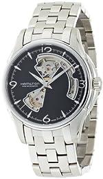 [ハミルトン]HAMILTON 腕時計 AMERICAN CLASSIC JAZZMASTER OPEN HEART H32565135 メンズ [正規輸入品]