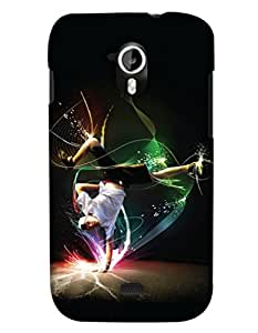 Print Haat Back Cover for Micromax Canvas Magnus A117 (Multi-Color)