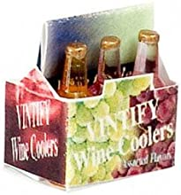 Dollhouse Wine Coolers Assorted 6 Pack