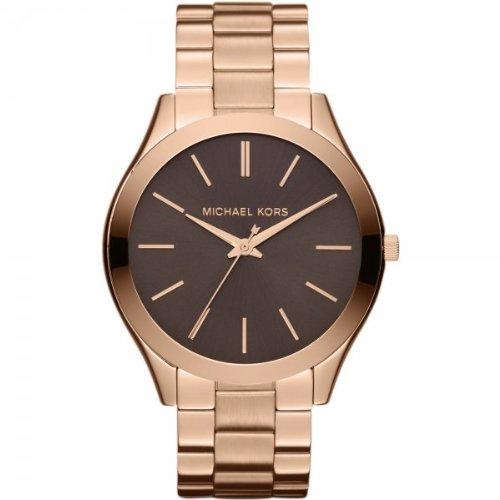 Michael Kors Damen-Armbanduhr Analog Quarz Edelstahl beschichtet MK3181 thumbnail