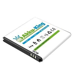 Akku-King Li-Ion Akku (1800mAh) für Samsung Galaxy S i9000/i9001/i9003/i9010