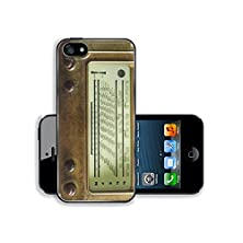 buy Msd Apple Iphone 5 Iphone 5S Aluminum Plate Bumper Snap Case Vintage Radio Of The Last Century With The Knobs To Adjust The Radio Channels Image 24022815