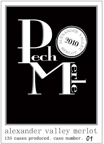 2010 Pech Merle Alexander Valley Merlot 750 Ml