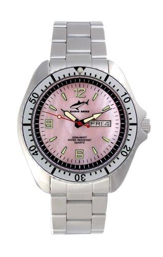 Chris Benz One Man CBO-R-SI-MB Elegante orologio da uomo Orologio da immersione
