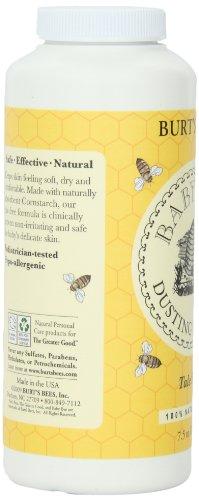 夏天将至,该出手了,Burt's Bees 小蜜蜂天然蜂蜜爽身粉/痱子粉 210g * 3瓶装图片