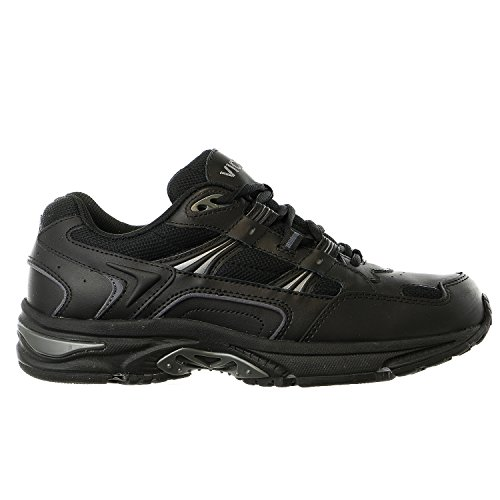 Orthaheel Men's Action Walker Shoe Black sz 12 (Vionic Shoes Men compare prices)