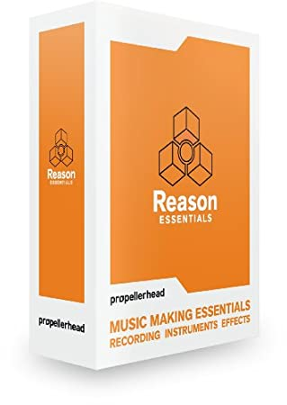 Propellerhead 99-101-0025 Reason Essentials