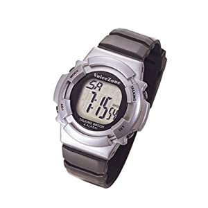 4 Alarm Unisex Talking Stopwatch from Active Forever
