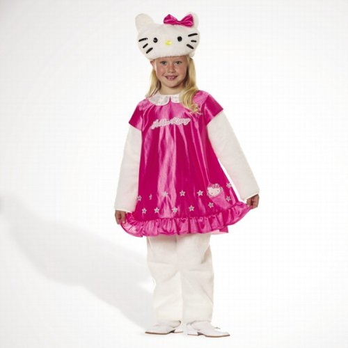 Hello Kitty Costume Toddler Girl