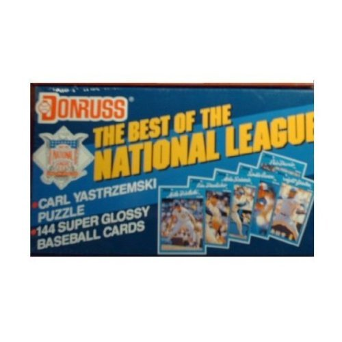 Donruss The Best of the National League (144 cards)