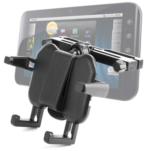 Expandable In-Vehicle Firm Grip Headrest Cradle Mount For Epad Android 2.2 Tablet, Dell Streak 5 & Streak 7 Tablet front-1024990