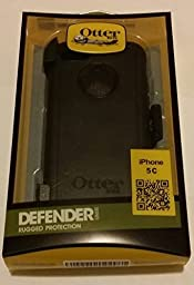 Otterbox Defender for Iphone 5c (Black)