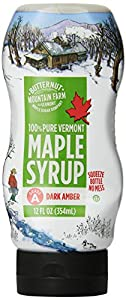 Butternut Mountain Farm 100% Pure Vermont Maple Syrup, 12 Ounce