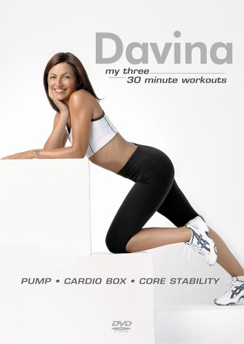 Davina - My Three 30 Minute Workouts [DVD] [2005]