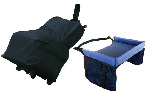Jl Childress Wheelie Car Seat Travel Bag With Snack Tray