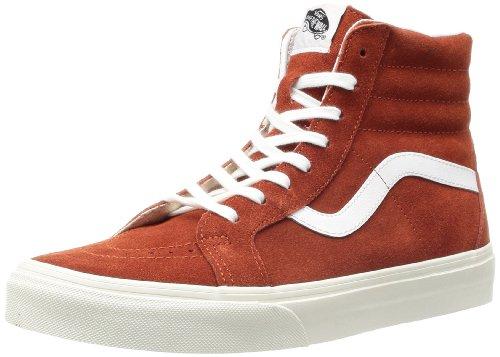 Vans Sk8 Hi Shoes 12.5 B(M) Us Women / 11 D(M) Us Men Picante/Marshmallow