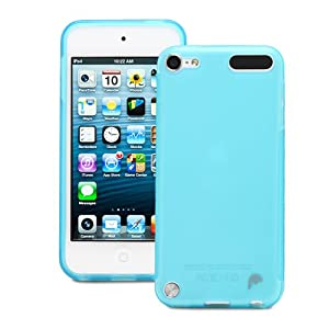 Fosmon DURA FROST Series TPU Case for Apple iPod Touch 5th Generation - Sky Blue