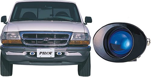 Pilot Performance Lighting   PL-125B Pilot 98 - 03 Ford Ranger Remote Fog Driving Light Kit, Blue