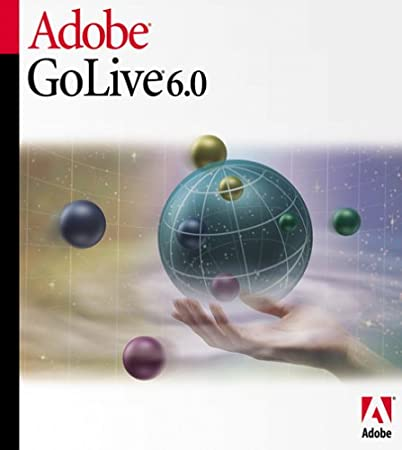 Adobe GoLive 6.0 [Old Version]